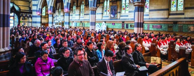 Saturday Mandarin Worship