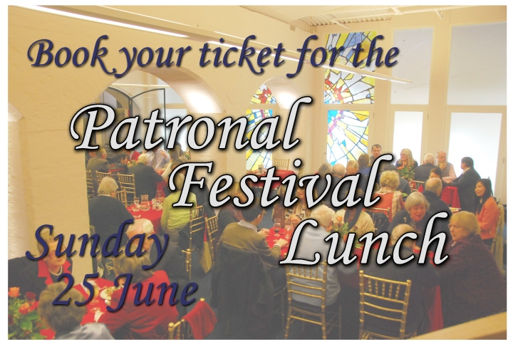 Patronal Festival lunch