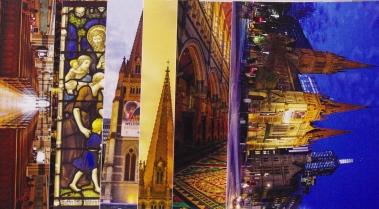 postcards mix
